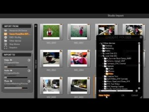 Como Importar Videos con Pinncle Studio 15
