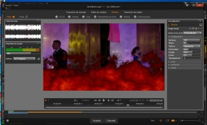 Efecto de Fuego y Humo con Pinnacle Studio 19 Tutorial