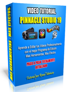 Tutorial pinnacle studio 19