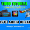 Efecto Audio Ducking con Pinnacle Studio 19