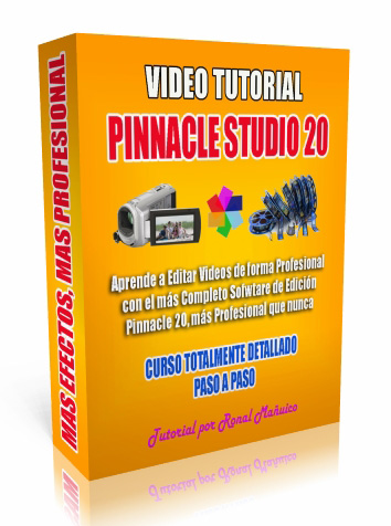 pinnacle studio 20 curso en video