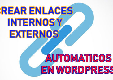 Crear enlaces internos y externos automaticos en wordpress con plugin